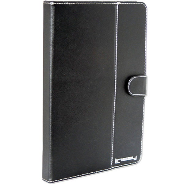 "Linsay® 10"" Hard Leather Protective Tablet Case"