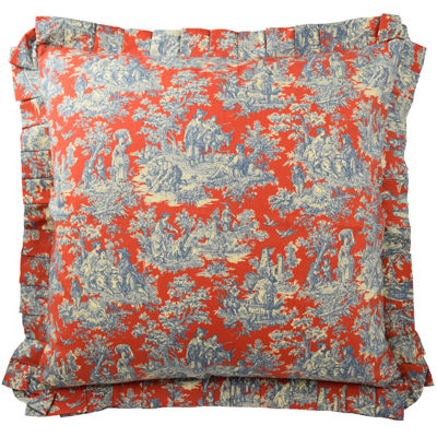 Waverly® Sanctuary Rose Square Decorative Pillow