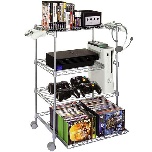 Kong Game Storage Cart