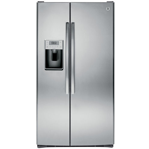 GE® Profile™ 28.4 Cu. Ft. Side-by-Side Refrigerator