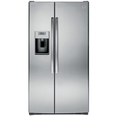 GE® Profile™ 28.4 Cu. Ft. Side-by-Side Refrigerator