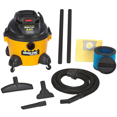 Shop-Vac® Right Stuff 6-Gallon Wet/Dry Vacuum Cleaner