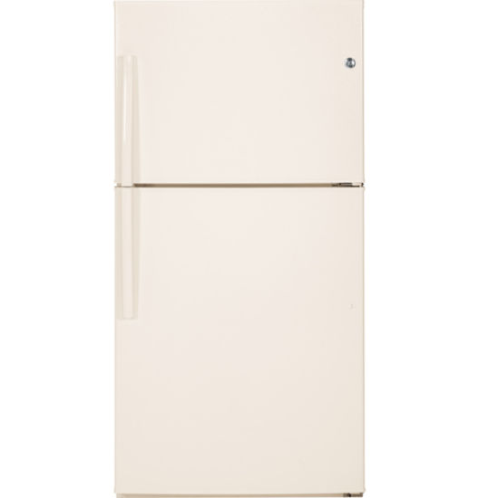 GE® ENERGY STAR® 21.2 Cu. Ft. Top Freezer Refrigerator