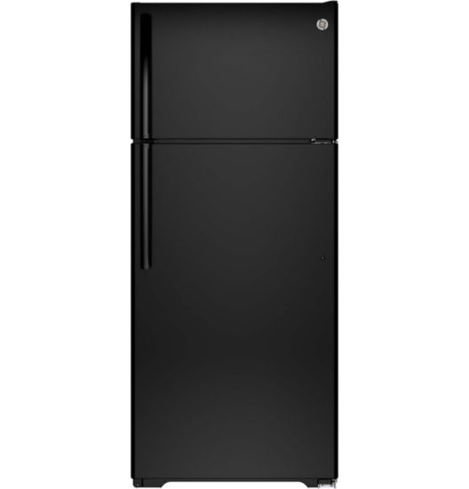 GE® 17.5 Cu. Ft. Top Freezer Refrigerator