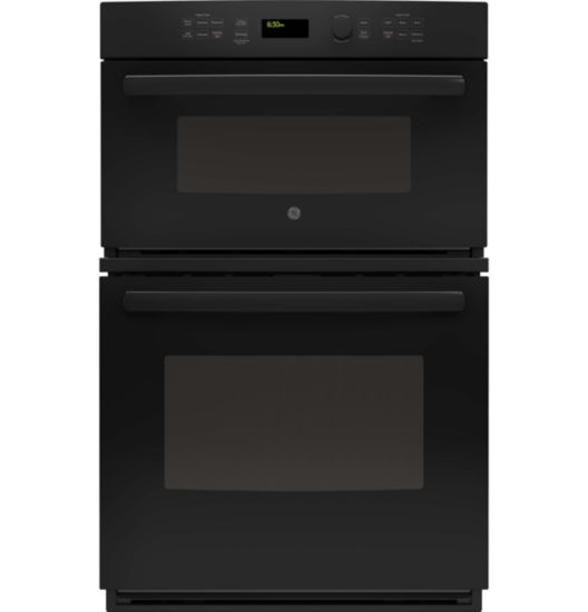 "GE® 27"" Electric Wall Oven With Built-In Microwave"