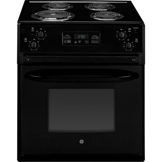 "GE® 27"" 3.0 cu ft Drop-In Electric Range"