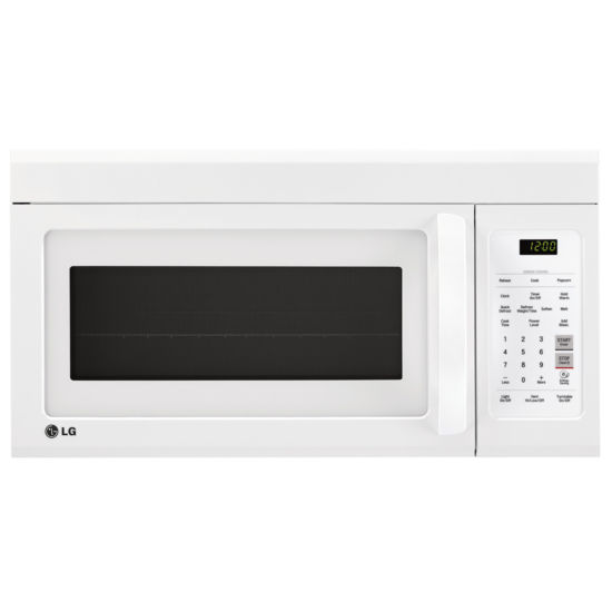 LG 1.8 cu. ft. Over-the-Range Microwave Oven with EasyClean® Technology and Sensor Cook
