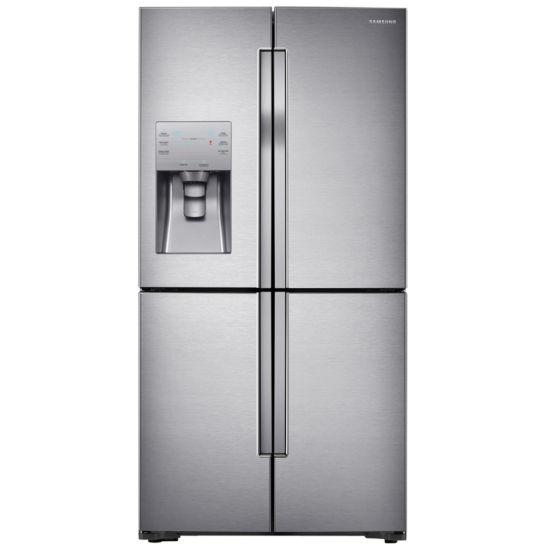 Samsung ENERGY STAR® 23 cu. ft. 4-Door French Door Counter Depth Refrigerator with FlexZone™