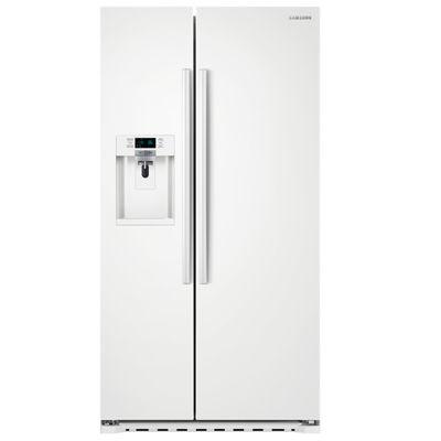 Samsung ENERGY STAR® 22.3 cu. ft. Side-by-Side Counter Depth Refrigerator