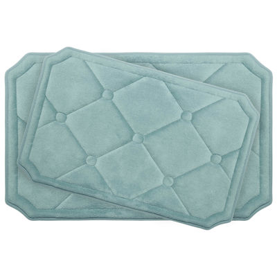 Bounce Comfort Gertie 2-pc. Memory Foam Bath Mat Set