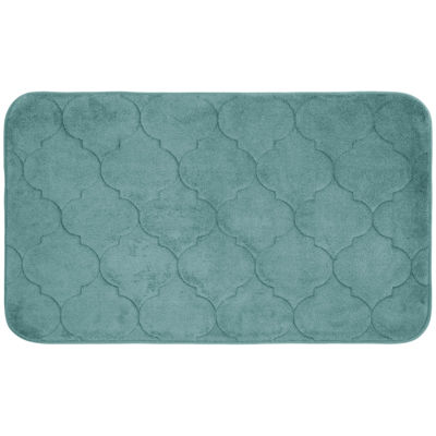 Bounce Comfort Faymore Memory Foam Bath Mat Collection