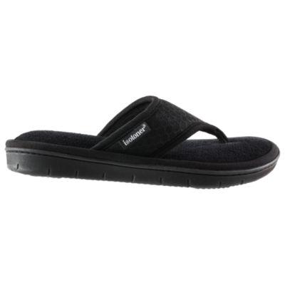 Isotoner Mesh Thong Slippers