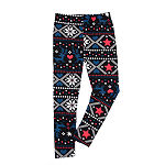 Mayah Kay Fashion Girls Winter Print Leggings