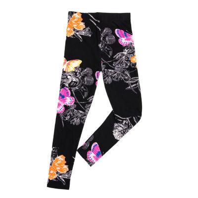 Mayah Kay Fashion Girls Butterfly Leggings