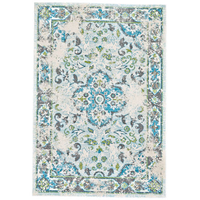 Room Envy Cipriana Rectangular Indoor Accent Rug