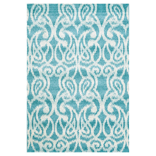 Weave And Wander Dahnya Rectangular Indoor Rugs