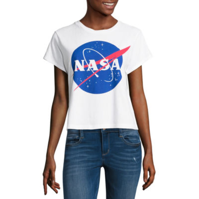 NASA Cropped Tee - Juniors