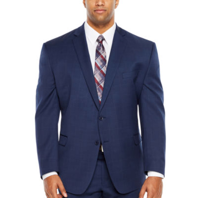 Collection by Michael Strahan  Plaid Suit Jacket-Big and Tall