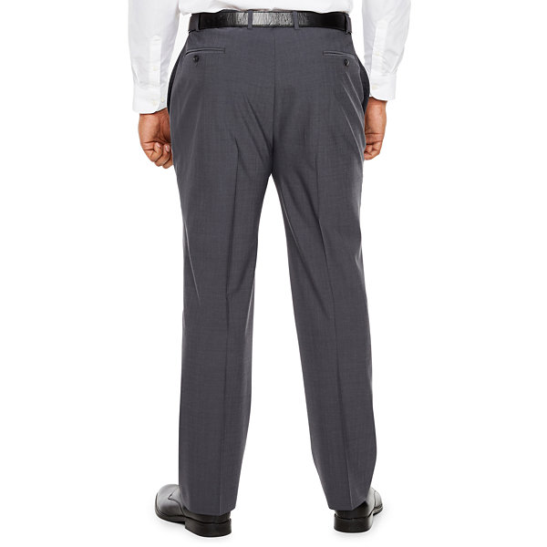 Claiborne Slim Fit Suit Pants - Big and Tall