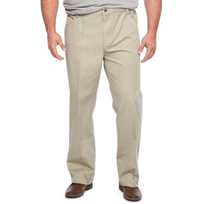 Van Heusen Flex 5 Pocket Pant Slim Pants-Big and Tall