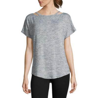 Xersion Studio Cutout Dolman T-Shirt