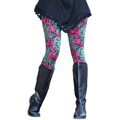 Mayah Kay Fashion Swirl Leggings