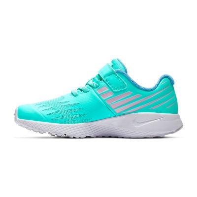 Nike Star Runner Little Kids Girls Running Shoes Pull-on
