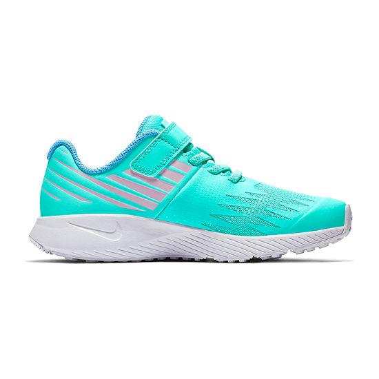 Nike Star Runner Little Kids Girls Pull-on Running Shoes