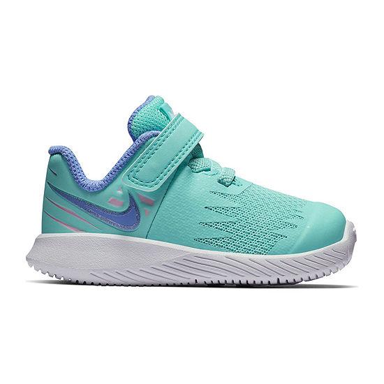 Nike Star Toddler Girls Running Shoes