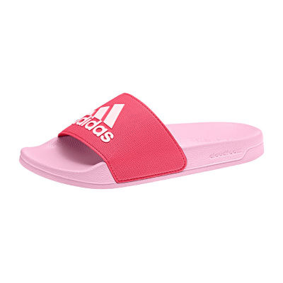 adidas Little Kid/Big Kid Boys Adilette Shower Slide Sandals