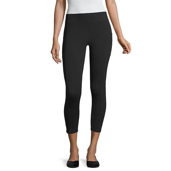 Mixit Pocket Capri Womens Legging