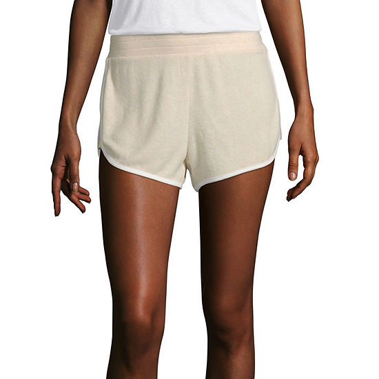 Inspired Hearts Womens Pull-On Short-Juniors
