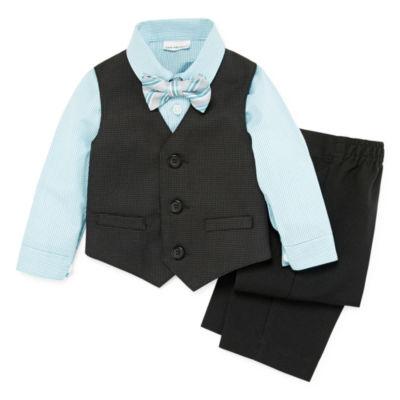 Van Heusen 4-pc. Suit Set Baby Boys