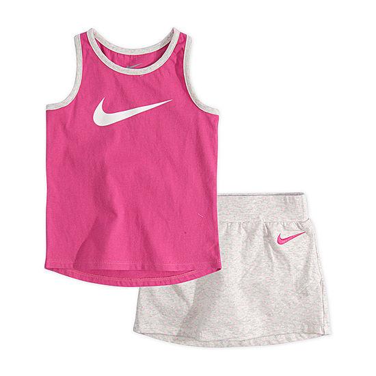 Nike 2-pc. Skort Set Girls