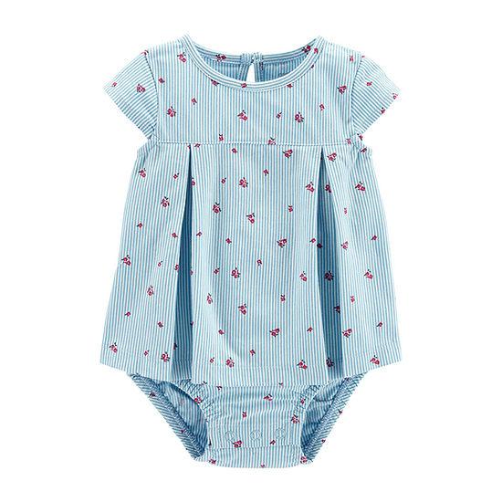 Carter's Bodysuit Girls-Baby