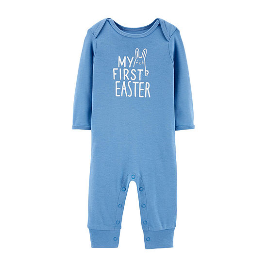 Carters Boys Jumpsuit Baby