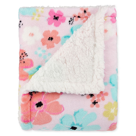 Okie Dokie Plush Blankets Baby Blankets