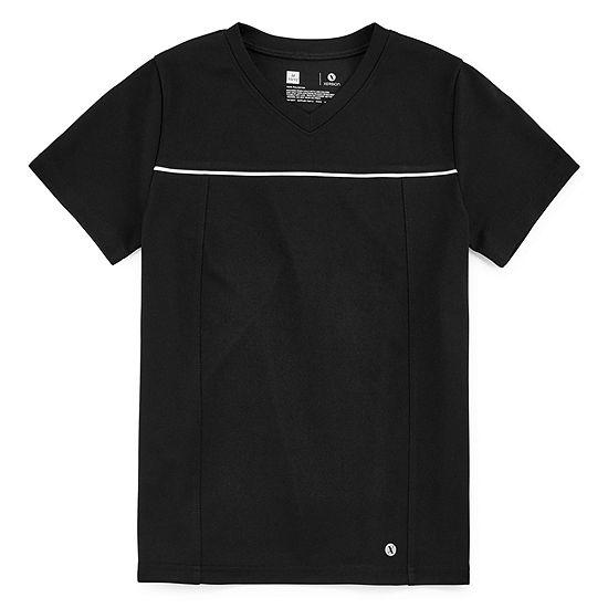 Xersion Boys V Neck Short Sleeve T-Shirt Preschool / Big Kid