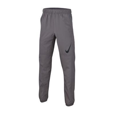 Nike Big Boys Tapered Pull-On Pants