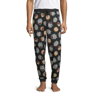 Mens French Terry Pajama Pants