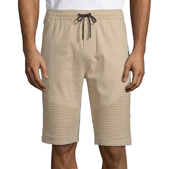 Akademiks Mens Stretch Jogger Short