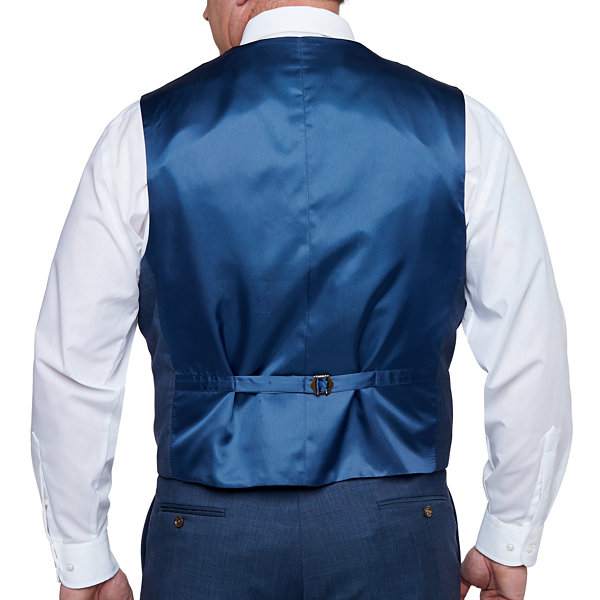 Stafford Executive - Big and Tall Classic Fit Suit Vest