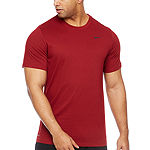 Nike-Big and Tall Mens Crew Neck Short Sleeve Moisture Wicking T-Shirt