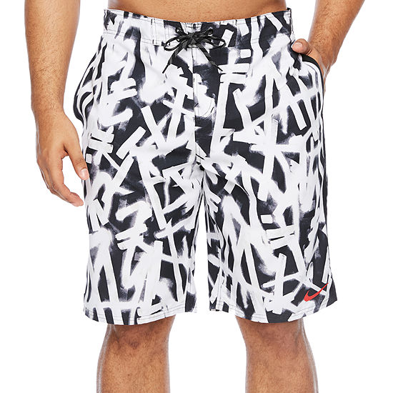 Nike Abstract Swim Trunks Big