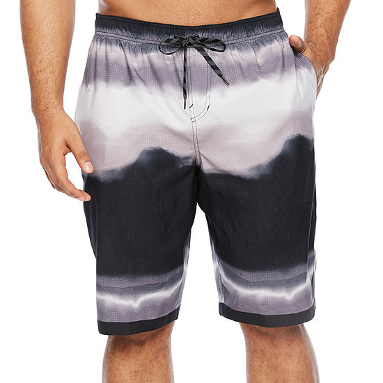 Nike Tie Dye Swim Trunks Big