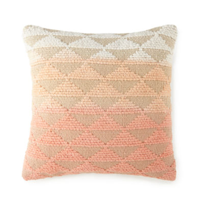 JCPenney Home Riley Square Throw Pillow