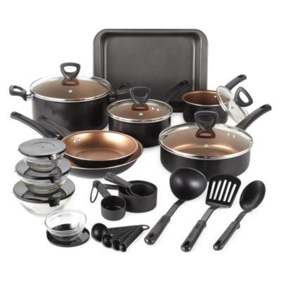 Cooks 30-pc. Nonstick Cookware Set