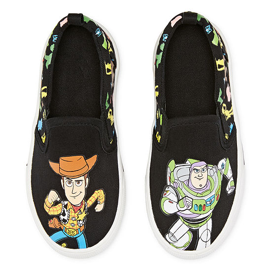 ebfb98ca Disney Toy Story Slip-On Shoe - Kids - JCPenney