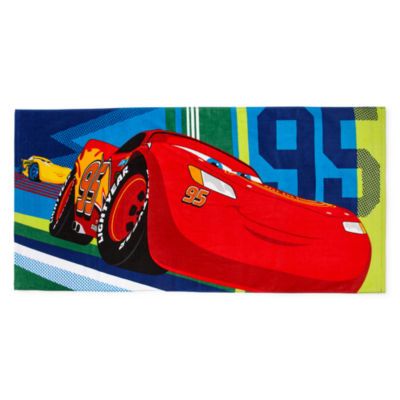 "Disney 29"" X 59"" Cars Beach Towel"