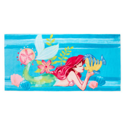"Disney 29"" X 59"" The Little Mermaid (Ariel) Beach Towel"